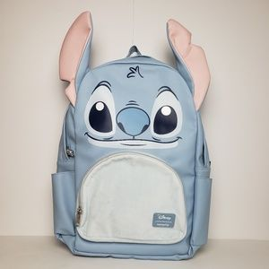 Disney Loungefly Smiling Stitch Backpack